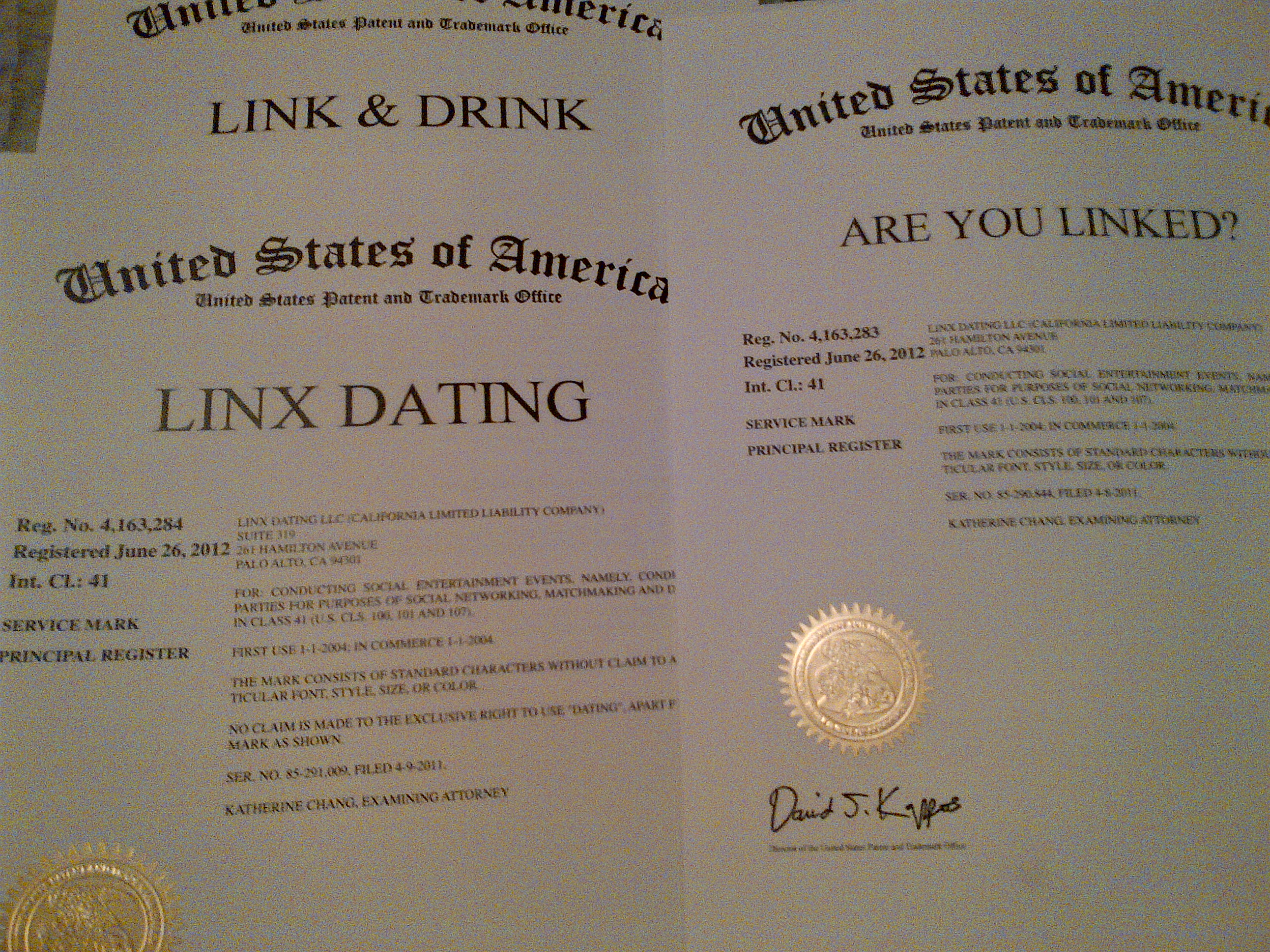Linx dating
