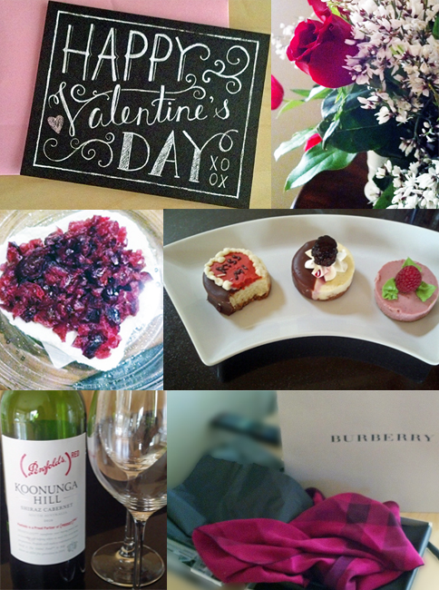Vday Collage