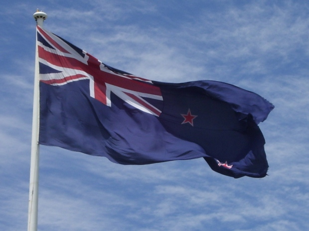 New_Zealand_flag_at_Auckland_Airport