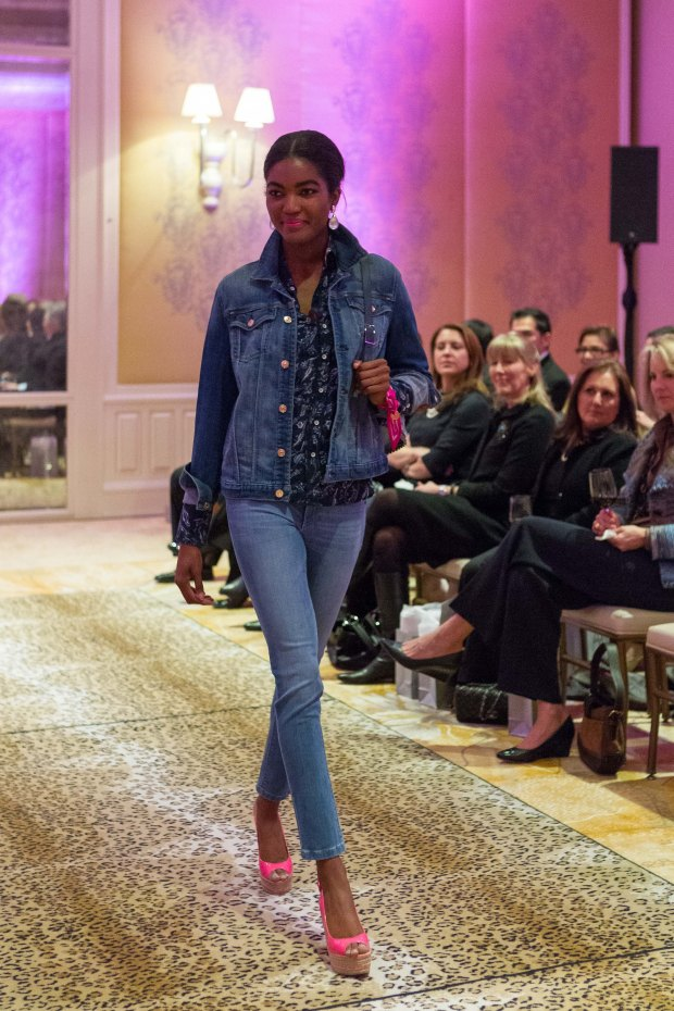 Neiman Marcus Spring Trend Presentation with Bentley SF and Rosweood Sand Hill to Benefit Project Glimmer