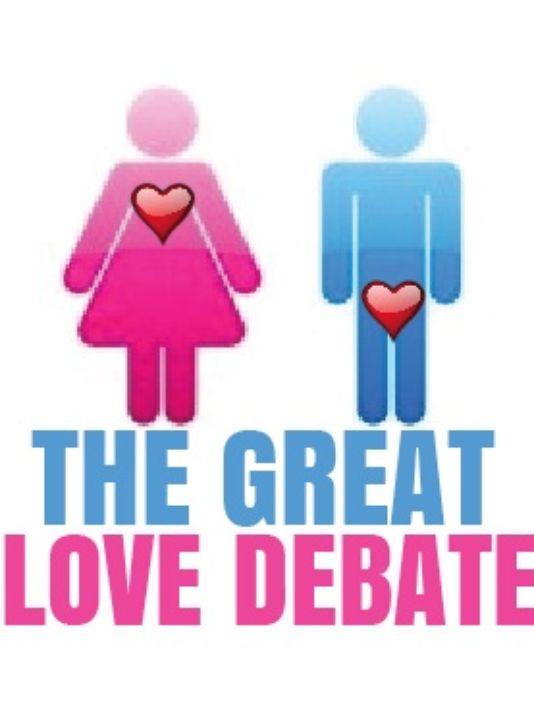 The love debate